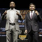 Why Floyd Mayweather v Manny Pacquiao should be boxing's saviour | Kevin Mitchell http://t.co/wOaWOXMZAZ http://t.co/rYmUsLLNav
