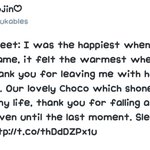 Thank you for sleeping prettily until the last moment. Sleep well, choco ????????????????????????????????http://t.co/BWZfWJm5tp