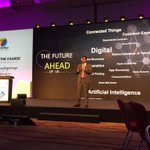 RT @gaiagallotti: @Wipro- Digital and artificial intelligence entering the workplace for disruptive change #Leadingchange