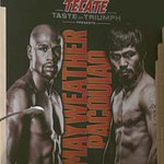 Prepare for heightened security for the Mayweather-Pacquiao fight this week. See how police are securing LV at 6 am. http://t.co/ZuGaX3F9iQ