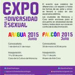 #Maracay y #Coro serán sede 2015 de la #ExpoDiversidadSexual #ArteContraLaDiscriminación https://t.co/5rgqUM7330 http://t.co/Ej4YzMDUlk