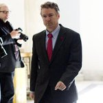 """Rand Paul backs Obama on fatal drone strike: """"I think he was trying to do the right thing"""" http://t.co/cgPSGSVvw7 http://t.co/DnlEtbYerW"""