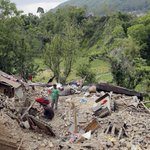 Images of the earthquake devastation in Nepal. http://t.co/H92Wsa3lOI http://t.co/a0iawpKYWF