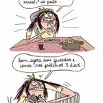 Cartum de Chiquinha. Veja mais quadrinhos do dia aqui: http://t.co/XAlciaR6eb http://t.co/2woMrqCMQT