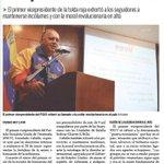 Internas del PSUV fortalecerán unión y formación de la militancia @TareckPSUV @NicolasMaduro @dcabellor http://t.co/HkZPX0uiqr