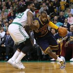 LeBron James Leads the Cavaliers to a Sweep of Boston (VIDEO) http://t.co/HWqdxpuOk9 http://t.co/OMi229tzdB