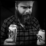Beard and beer. At the #JackWhite show in Jackson, #Wyoming last Thursday. Pic by @dancepeda http://t.co/TdDQC9ioNm http://t.co/vB2iLRE0fj