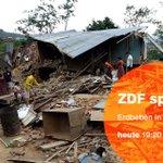 Zu den schweren Erdbeben in #Nepal haben wir um 19.20 Uhr ein #ZDFspezial aufgenommen. http://t.co/gUCfMeD0hU