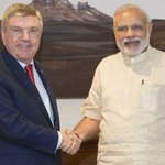 India not in race to host 2024 Olympics, confirms IOC president Thomas Bach http://t.co/3IOIjPkyto http://t.co/9yFGSpqDwH