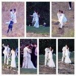 Ian Somerhalder e Nikki Red se casaram ontem! Infelizmente só temos fotos em baixa qualidade. http://t.co/jioUnVdt05