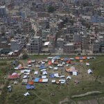 Aerial footage from Nepal reveals earthquake devastation http://t.co/G8NSUxIEjv http://t.co/zD5liH4ayU