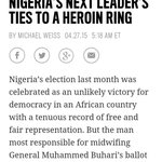 This US newspaper clearly details @AsiwajuTinubu s drug past. APC, your founder is a Drug baron. http://t.co/3b9kfcY4WI