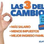 Porque ya demostramos que podemos, PAN propone mejorar la economía familiar de los mexicanos #Las3DelPAN http://t.co/eI1siub2DC