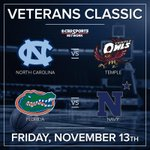 The #Gators will tip the 2015-16 season 11/13 at Navy in the #VeteransClassic at the US Naval Academy in Annapolis. http://t.co/2qEXmNvFIH