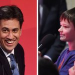 Is Cameron chicken for not debating you? Leon, 9, asks @Ed_Miliband http://t.co/r8UJfTjiP7 #ge2015 http://t.co/fspPqNNaHv