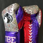 Floyd Mayweathers gloves for the Manny Pacquiao fight on May 2nd. http://t.co/X65JfT0g1v
