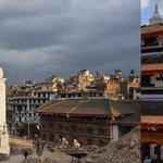Avant/après : les bâtiments historiques de Katmandou détruits par le séisme http://t.co/iSBVSKh1D9 #Népal http://t.co/pg5IXYnHO1