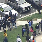 WATCH LIVE: Protesters clash with cops after Freddie Gray funeral in Baltimore http://t.co/2s3BilGkxA via @CBSNLive http://t.co/JMFDsJctQS