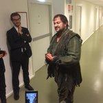 Incontriamo #Florestan per lui una lunga attesa prima di entrare in scena @maggiomusicale #neverlandOF http://t.co/COSgAJSQd6