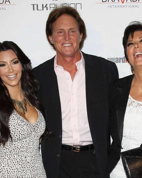 Kim Kardashian asked charity for help with Bruce Jenner's transition