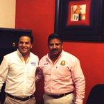Un gusto compartir mi Visión para #elmejorHermosillo con Salvador Diaz, gracias! http://t.co/rCFcDJQ8ER