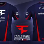 Nous sommes heureux dannoncer quà partir de Mai 2015, nous produirons les maillots officiels de @FaZe_France ! http://t.co/lxmYj59pAf