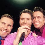 Our first night selfie on stage!!! #TTIIITour http://t.co/hDpIYmbQM8