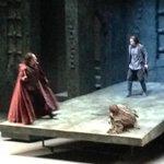 Leonore sventa il colpo di Pizarro. Lui non la prende benissimo #Fidelio #neverlandOF @maggiomusicale http://t.co/AnUnqeOWOg