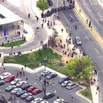 Police in riot gear responding to protest near Baltimore mall; Two officers injured http://t.co/E3g0WzchUp http://t.co/zOL26Wndoe