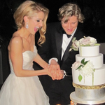 Olympic ice dancing medalists Tanith Belbin and Charlie White were married over the weekend! http://t.co/PRy5NEETSG
