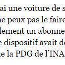 Plus de 40.000 € de taxis en 10 mois pour la PDG de l'INA [via @Le_Figaro] http://t.co/WDCLkMopLi #AFP http://t.co/bPIl9m5EWb
