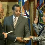 THIS JUST IN: Loretta Lynch has been sworn in as the nations 83rd attorney general http://t.co/SBUk3s1wCU http://t.co/tRR1GJQ0WD