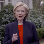 """Hillary: """"This campaign isnt going to be about me"""" http://t.co/aOBeXU9ySW http://t.co/BA7b1DDUCi"""