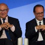 """""""- Je la sens bien cette inversion de la courbe du chômage, François... - Arrête de déconner Michel !"""" http://t.co/wyKyhoUYfG"""