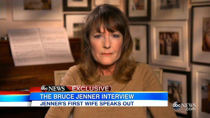 Bruce Jenner's First Wife