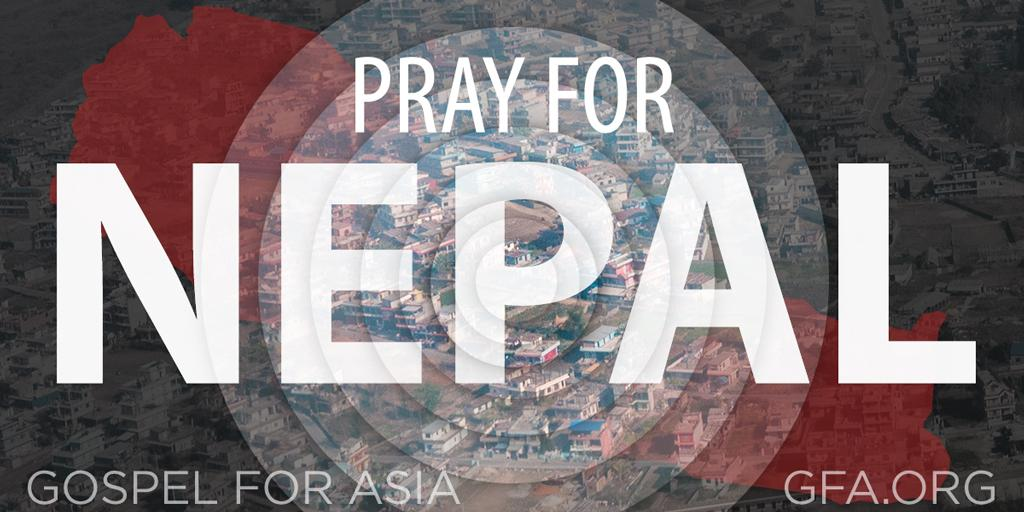 More than 1,000 Dead, Survivors Struggling After #NepalEarthquake. Join us in prayer! http://t.co/kJeQeCNWMu http://t.co/AeRiEqdnc5