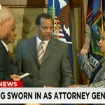 Loretta Lynch makes history http://t.co/59W7OZUGb9 http://t.co/YukgBdHeqB