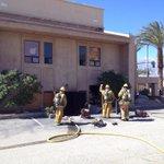 Palm Dr blocked in both directions for fire at Pierson in #deserthotsprings @MyDesert #cvtraffic http://t.co/Nv5jKHq7Fv
