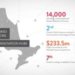 Ontario is a start-up province. To make it great, we need to become a scale-up province. #OCEDiscovery http://t.co/deJFWZw2iB