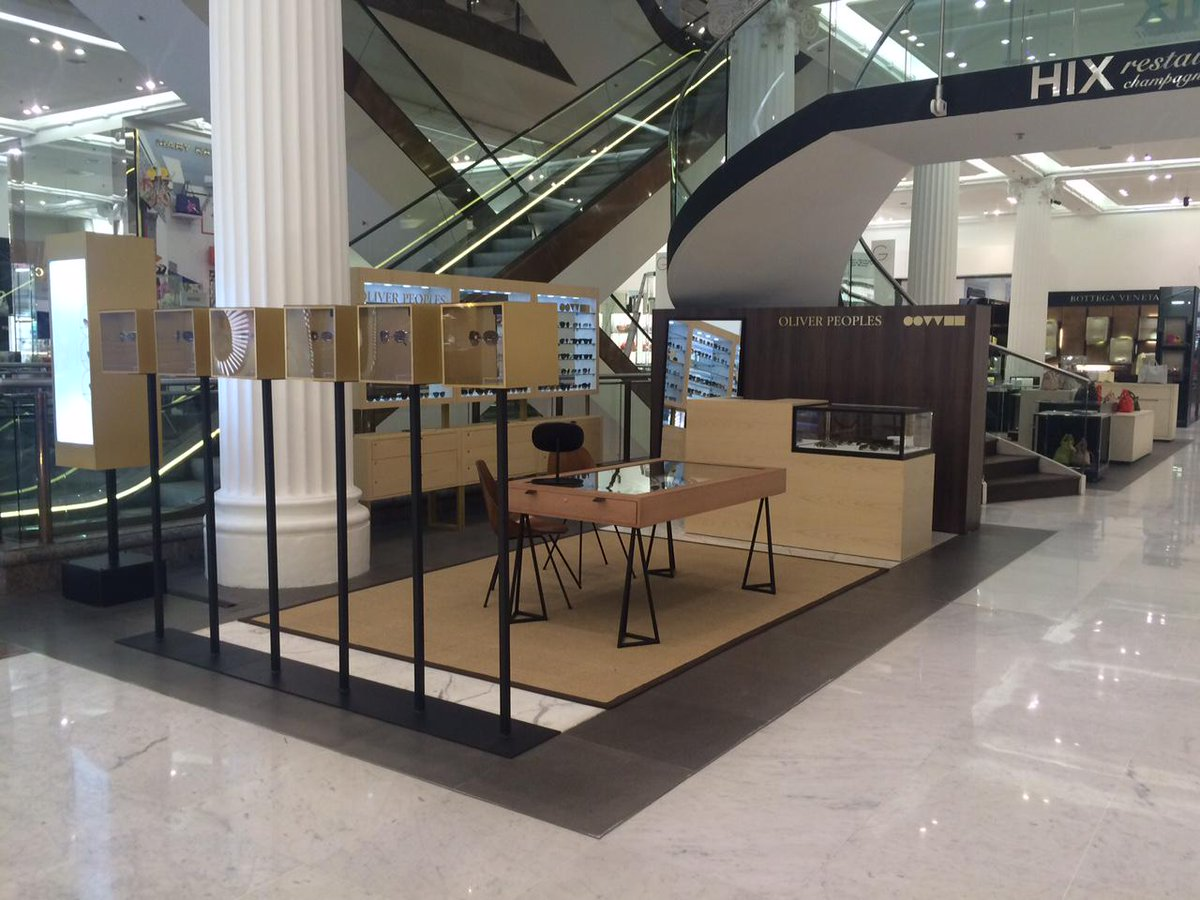 Open for business at #Selfridges #London http://t.co/EcCCT6JkgG