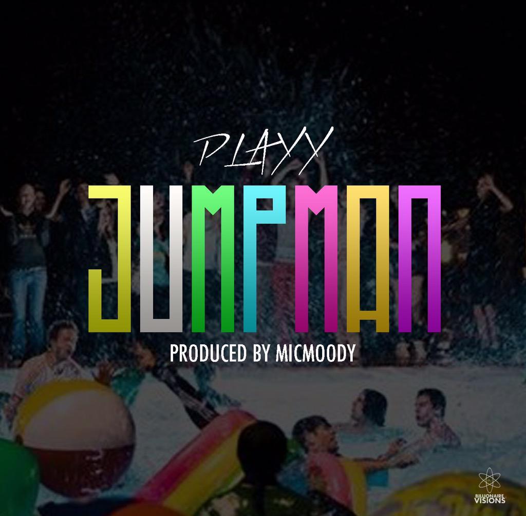 JumpMan drops today on iTunes! #NewMusic #Jumpman #PlayyNation http://t.co/Eys5TiVQlX