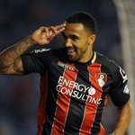 One hour to go! @afcbournemouth v @OfficialBWFC - the Cherries can take a huge step towards promotion. http://t.co/hU9NzhfNj2