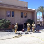 #Calfire official says #deserthotsprings building had no electricity, fire human caused @MyDesert http://t.co/p8M24nJab2
