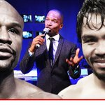 #Breaking: Jamie Foxx is singing the National Anthem at the Mayweather vs. Pacquiao fight! http://t.co/U2llx8MM2o http://t.co/rxRvFnv4U1