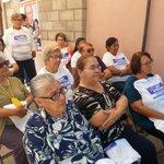 Seguimos llevando nuestra propuesta a cada colonia del Distrito XII gracias por compartirnos sus inquietudes. http://t.co/ebDvCmAtBM