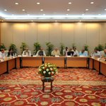 RT PMOIndia: The Prime Minister chaired a follow up meeting on the situation due to the Earthquake. http://t.co/JXJdbTkkMs