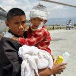 Flucht vor Chaos: Der Exodus aus dem Erdbeben-Gebiet hat begonnen http://t.co/PENEODbPVO http://t.co/0fVTRXI0Fd