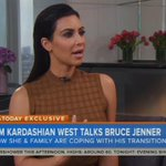 Kim Kardashian: the Kardashians are behind Bruce Jenner 100% http://t.co/IkJfar7sEy http://t.co/w6UymvLNwm
