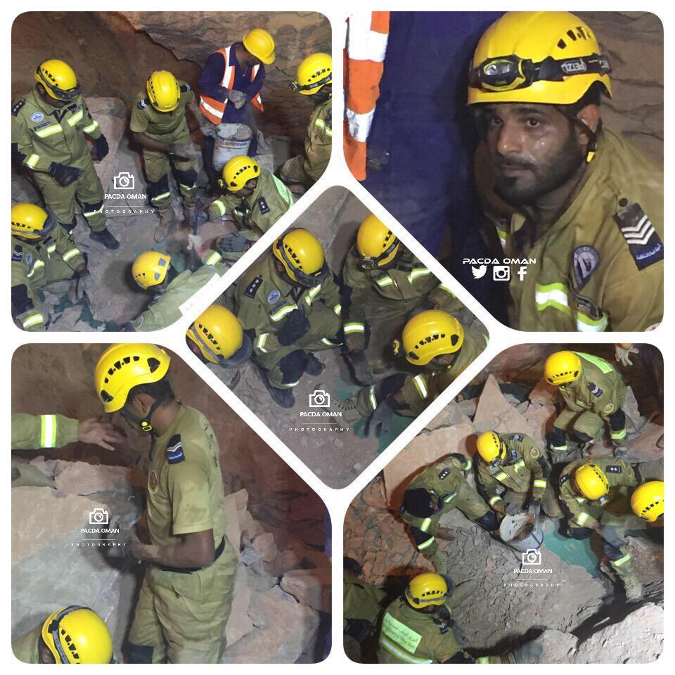 لا زالت الجهود مستمرة ونؤكد حتى اللحظة لم يتم إنقاذ او إنتشال اي شخص من تحت الأنقاض ولا صحة من ما يتم تداوله عكس ذلك. http://t.co/rij91PHXXT