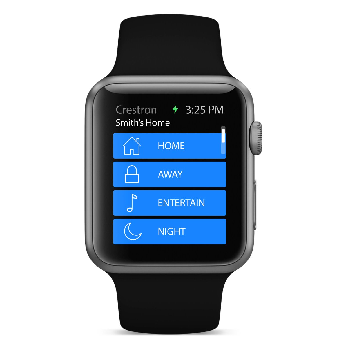 The Crestron app for Apple Watch is coming soon... http://t.co/w7XBUVix9G http://t.co/QDOssFecak